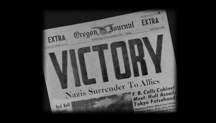 who win world war 2