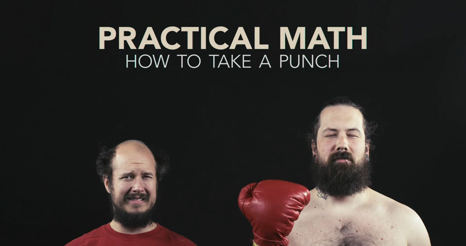Practical Math: How to Take a Punch - Academic Earth